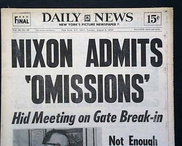 The Watergate Scandal Of 1972 Was One Biggest Scandals In History United States Richard Nixon Mastermind Behind All It And